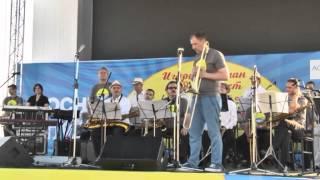 Акваджаз Сочи - выступление Биг-бэнд Сочи