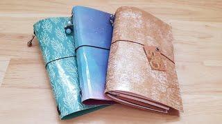 Fauxdori - Traveler's Notebook aus Papier