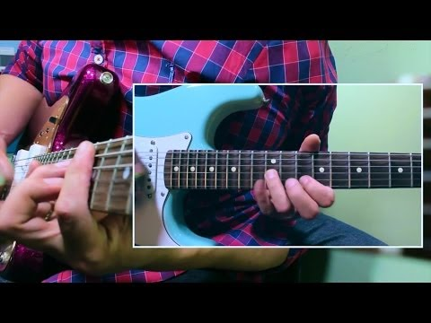 CNBLUE (씨엔블루) - Diamond Girl (Guitar Playthrough Cover By Guitar Junkie TV) HD