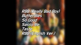Gambar cover [FULL ALBUM] RBB - The 5th Mini Album