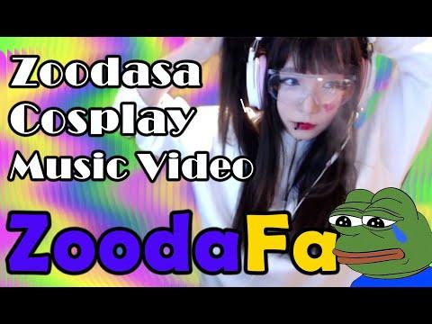 ZoodaFa 首支出道影片