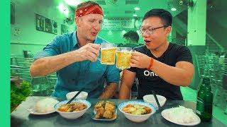 Vietnam's most Western-friendly Food (WARNING: Don't Drink It!!)