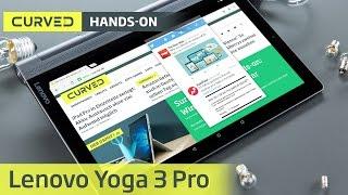 Lenovo Yoga Tab 3 Pro im Test: Das Beamer-Tablet | deutsch