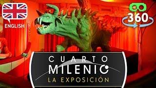 Cuarto Milenio The Exhibition - The Hidden Place 360º 4K Virtual Reality #VR #360Video