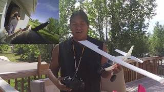 EFLITE UMX TIMBER with fpv