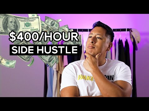 , title : 'How To Make $400+/HR By Turning Your Talents Into A Side Hustle   Make Money Working From Home