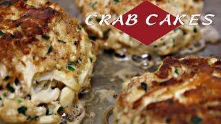 Crabcakes - Easy Recipe! Simple & Delicious
