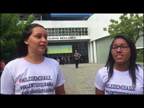 1b58b5e7a715d Fãs comparecem ao Fórum para apoiar Mileide em dia de audiência com Safadão