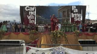 preview picture of video 'Il Comprensivo 2 Russo inaugura il Carnevale Palmese 2014'