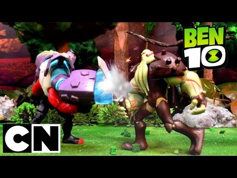 Ben 10 | Omni-Enhanced EPIC BATTLE VS VILGAX | Cartoon Network