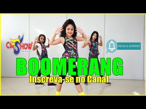 Imagine Dragons - Boomerang | CIASHOW KIDS - Coreografia