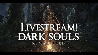 Dark Souls Remastered Stream with MrSketchead - PvP Build Prep!