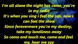 Patty Ryan - You're My Love, You're My Life [Lyrics]