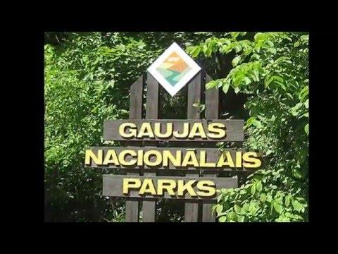 4 4Латвия  Национальный парк Гауя