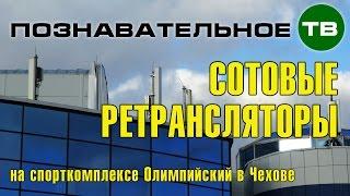 Заметки: Сотовые ретрансляторы на спорткомплексе Олимпийский (Познавательное ТВ, Артём Войтенков)