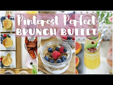 Holiday Brunch Meal Prep | Healthy Brunch Recipes