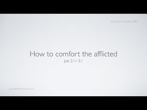 Comforting the Afflicted and Afflicting the Comfortable