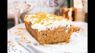 how do you store carrot cake with cream cheese frosting