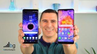 Huawei P20 Pro vs Samsung Galaxy S9 Plus - KOJI JE BRŽI??