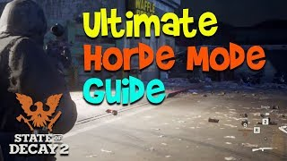 DAYBREAK GUIDE - STATE OF DECAY 2 DLC - hmong video