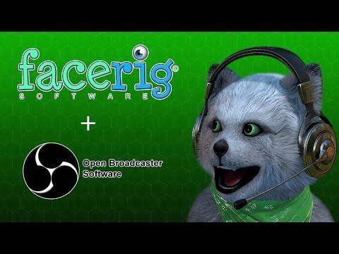 Optimizing Facerig for OBS/Streaming :: FaceRig General