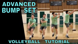 Advanced Bump Setting Techniques | Volleyball Tutorial (How To Bump Set PART 2)