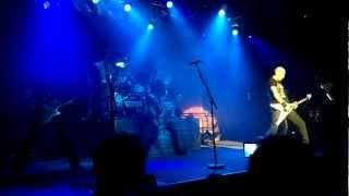 ACCEPT - Aiming High (live) - Tampere Pakkahuone 6.11.2012 [HD]