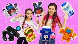 Игрушки Bot Bots! Новое видео для детей. Набор игрушек Бот Ботс от Хасбро (Hasbro) за Challenge