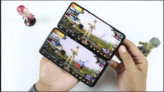 Redmi K20 vs vivo Z1 Pro PUBG Gaming Review & Speed Test Comparison | Hindi