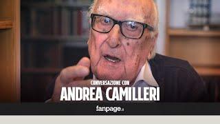 """Andrea Camilleri, La Fine Di Montalbano, La Cecità E Dio: """"Mi Manca Vedere La Bellezza Femminile"""""""