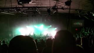 Arkells - Town Ballroom - Night 2 - Deadlines - 12/10/16 - Buffalo NY