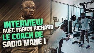 Interview FABIEN RICHARD Préparateur physique