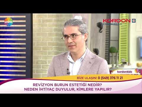 Can Ercan - Revizyon Burun Estetiği Aynı Doktora Yapılır Mı - Show Tv Kendine İyi Bak