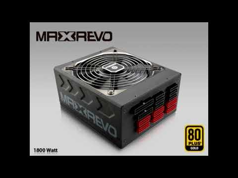 ENERMAX анонсировал блок питания MAXREVO 1800