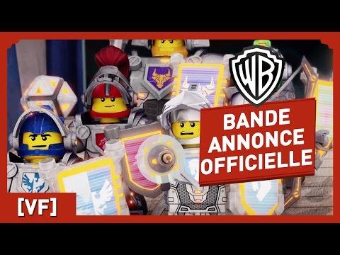 Vidéo LEGO Vidéos & DVD DVDLNKS1V1 : DVD LEGO Nexo Knights Saison 1 Volume 1