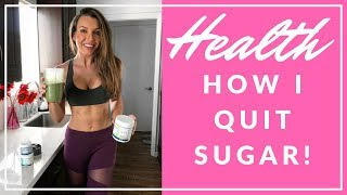 How To Quit A Sugar Addiction | 9 Steps To Quit Sugar