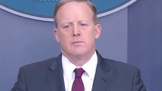 "Spicer Asked If Trump Is Still ""The Closer"""