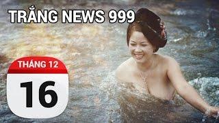Tắm Chuồng.....Phát minh mới mùa nước lũ | TRẮNG NEWS 999 | 16/12/2016