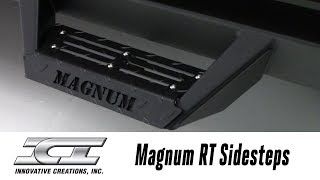 In the Garage™ with Performance Corner®: ICI Magnum RT Sidesteps