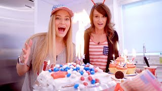 4TH OF JULY CAKE CHALLENGE! 🇺🇸