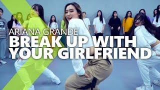Ariana Grande   Break Up With Your Girlfriend, I'm Bored  ISOL Choreography.