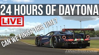 iRacing - 24 Hours Of Daytona   PART 1