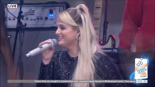 "Meghan Trainor & Kaskade Sing ""With You"" Live Concert Performance September 13, 2019 HD 1080p"