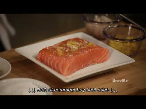 Breville Presents Slow Roasted Salmon with Vegetables by Chef Jeremy Sewall in Fishing for Real