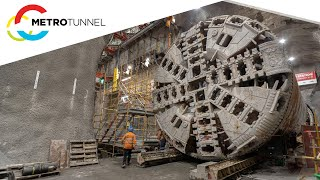 TBM Meg is gearing up for her final journey