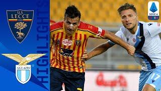 Lecce 2-1 Lazio | Lazio's Scudetto Hopes Fade Away Against Lecce | Serie A TIM