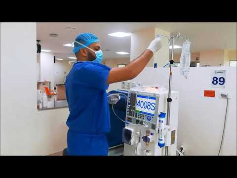 Basic Maintanance For Fresenius 40008s Dialysis Machine