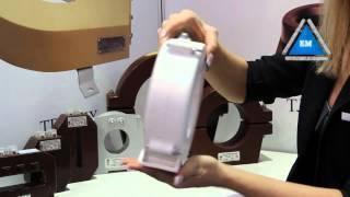 Трансформатор тока ТЗЛМ-1-2 У2 литой от компании ПКФ «Электромотор» - видео