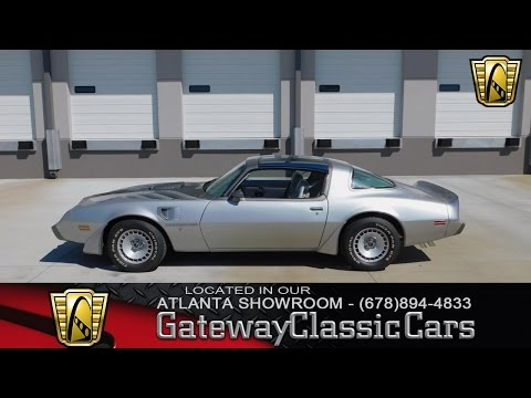 Video of '79 Firebird - KPRN