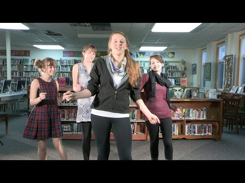 The Mount Desert Island High School version of Meghan Trainor